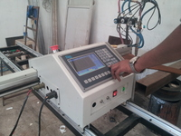 Portable CNC Oxyfuel cutting machine